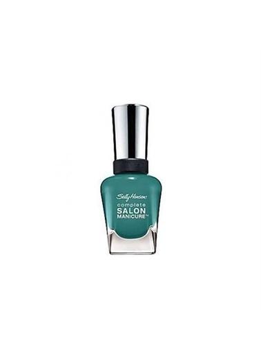 Sally Hansen Complete Salon Manicure Oje -  Fairy Teal No: 450 14.7ml-Sally Hansen
